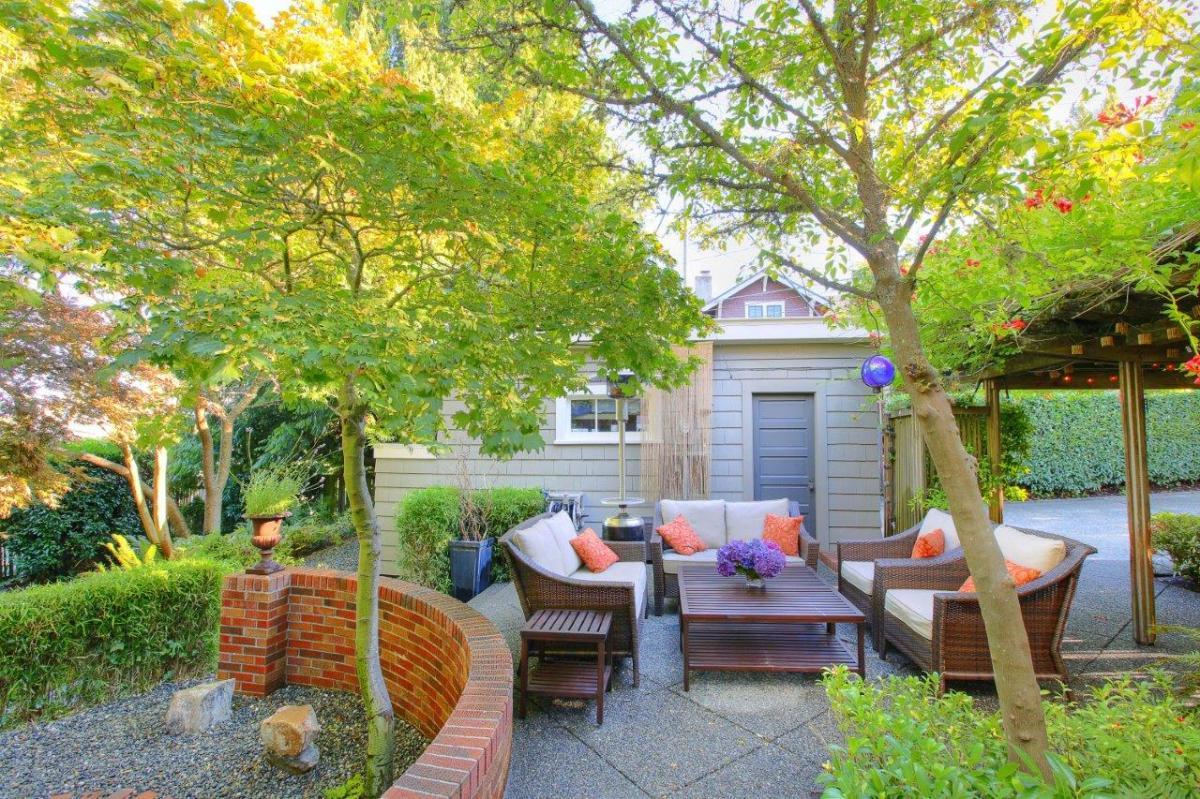 Nowoczesne ogrody minimalistyczne - galerie zdjęć